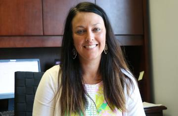 New Principal brings excitement for learning to Benson Middle