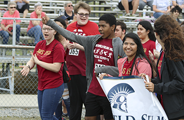Smithfield-Selma High earns national recognition from Special Olympics for inclusion
