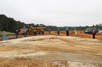 JCPS breaks ground on Thanksgiving area elementary school