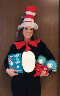 Mrs. Williams, or is it Dr. Seuss?