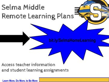 SMS Remote Learning!