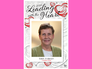Leading with the Heart Recipient