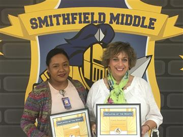 Employees of the Month - October