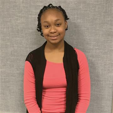 Mariah Williams is the recipient of the Victor E. Bell, Jr. Scholarship.