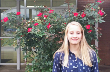 Gwyneth Reece Earns Her Place as a National Merit Scholarship Semifinalist!