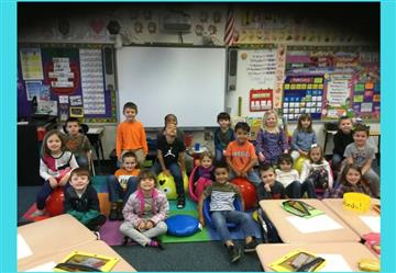 Mrs. Sullivan's Class gets Donors Choose Project funded