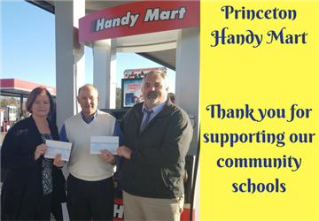 The Princeton Handy Mart is Giving Back to the Community