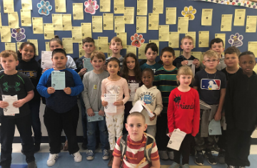 First Positive Behavior Awards of 2020