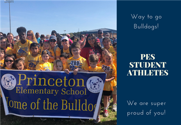 Princeton Elementary Student Athletes Compete