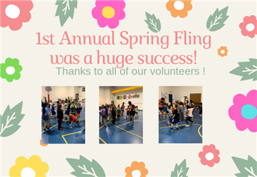 1st Annual Spring Fling a Huge Success