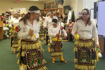 Students Learn Hispanic Heritage and Culture