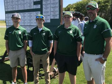 SJ Golf Finishes 8th