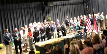SJHS Class of 2018 Receives Special Recognition