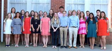 BACC Hosts SJHS Class of 2018 Top 20