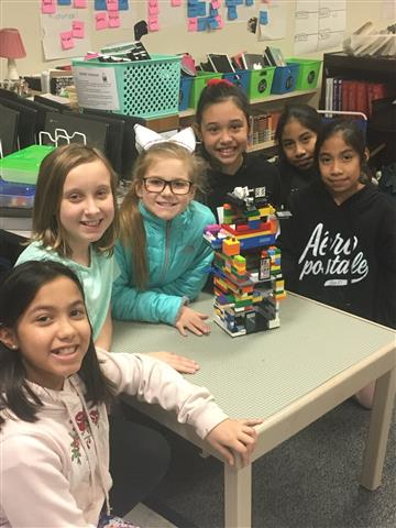 Fourth Grade Explores STEM