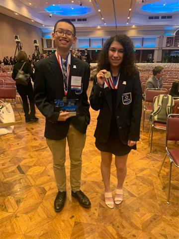WJHS Wins Big with DECA