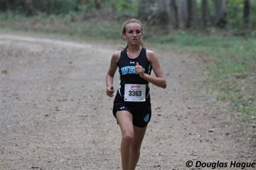 Hayley Whoolery wins Wendy's Invitational 5K Race