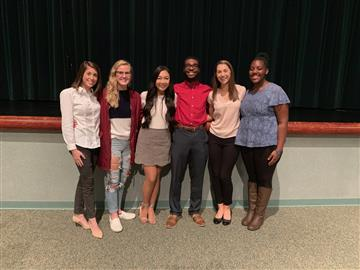 Student voices give life to Poetry Out Loud