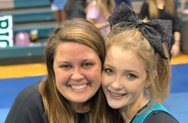 Senior Madison Morath is GNRC Cheerleader of the Year
