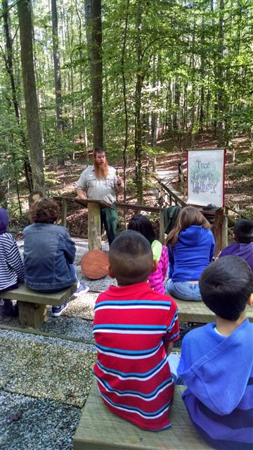 WSE 2nd Graders Field Trip to Clemmons State Park