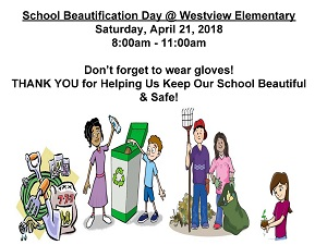 Beautification Day Coming Soon