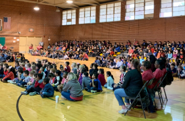 Kids Heart Challenge Assembly