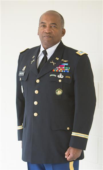 LTC (R) Warren Singleton