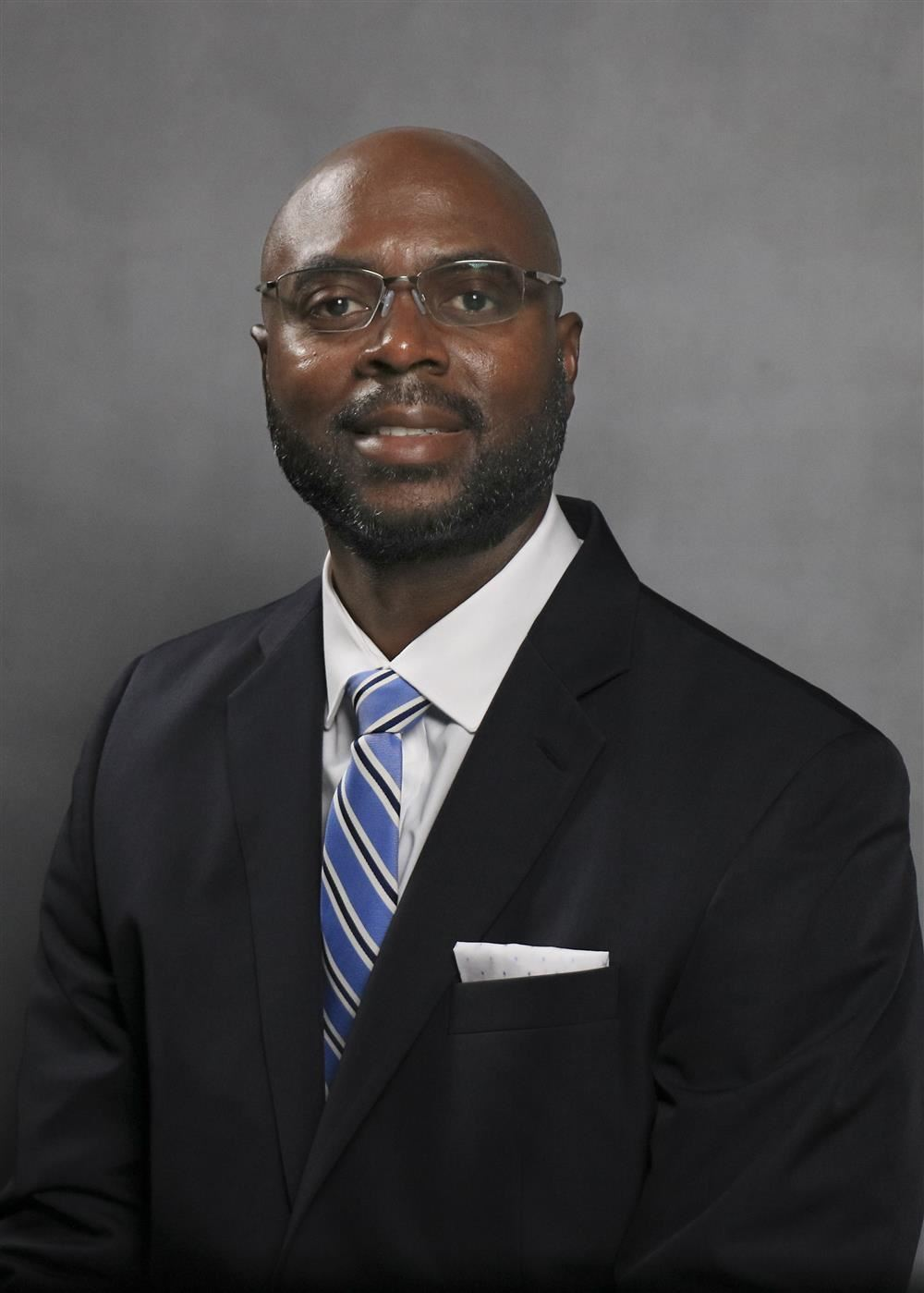 Mr. Eric Waters, Assistant Principal