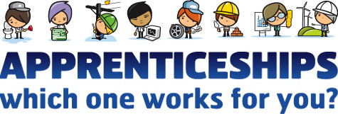 Apprenticeships which one works for you?