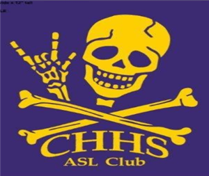 pirate i love you chhs asl club