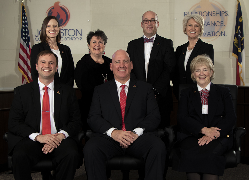 Johnston County Board of Education Members