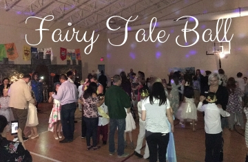 2nd grade's Fairy Tale Ball