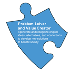 Problem Solver and Value Creator